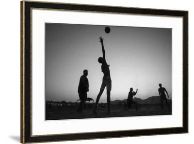 Tropical Shadows-33-Moises Levy-Framed Giclee Print