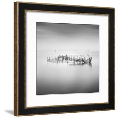Lines 5-Moises Levy-Framed Giclee Print