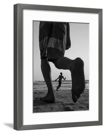 Tropical Shadows-35-Moises Levy-Framed Giclee Print