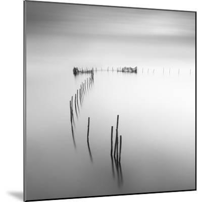 Lines 4-Moises Levy-Mounted Giclee Print