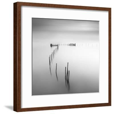 Lines 4-Moises Levy-Framed Giclee Print