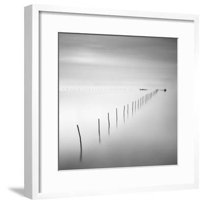 Lines 2-Moises Levy-Framed Giclee Print
