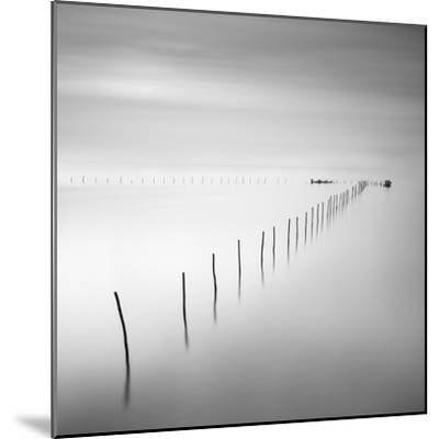 Lines 2-Moises Levy-Mounted Giclee Print