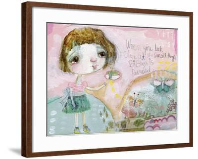 Butterfly Hill 655-Mindy Lacefield-Framed Giclee Print