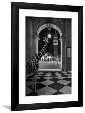 La Traviatta 2-Moises Levy-Framed Giclee Print