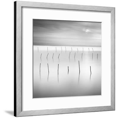 Lines 1-Moises Levy-Framed Giclee Print