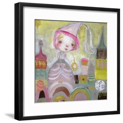 Sun Princess-Mindy Lacefield-Framed Giclee Print