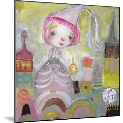 Sun Princess-Mindy Lacefield-Mounted Giclee Print