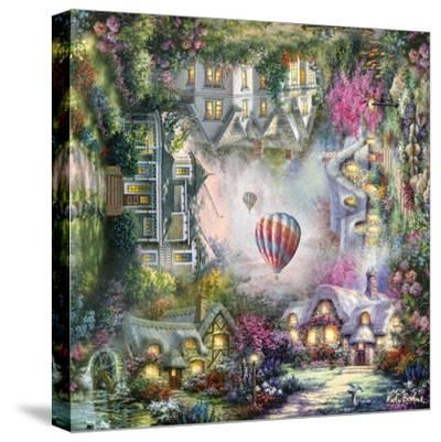Home-Nicky Boehme-Stretched Canvas Print