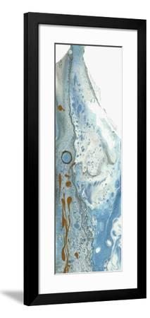 Crystal Blue-Pamela A. Johnson-Framed Giclee Print