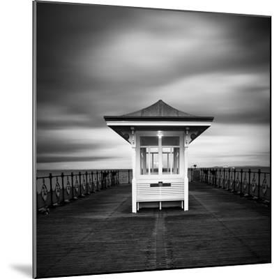 Swanage Pier-Rob Cherry-Mounted Giclee Print