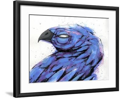 Bird At Rest-Ric Stultz-Framed Giclee Print