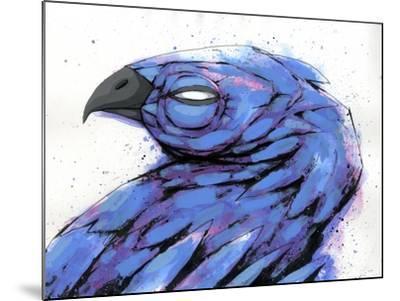 Bird At Rest-Ric Stultz-Mounted Giclee Print