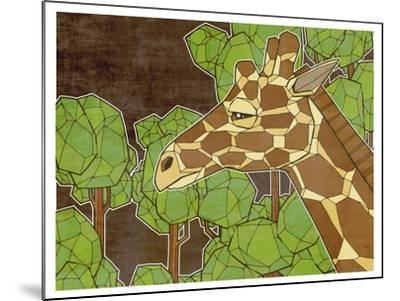 Canopy Explorer-Ric Stultz-Mounted Giclee Print
