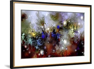 Underwater 4-RUNA-Framed Giclee Print
