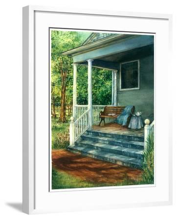 Serinity-Sher Sester-Framed Giclee Print