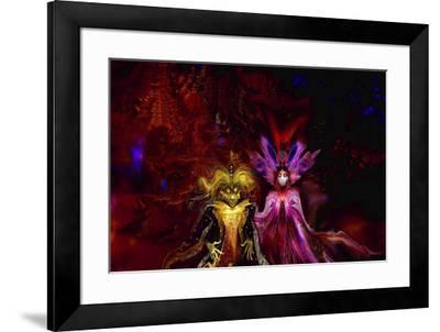 Helloween  Visit 2-RUNA-Framed Giclee Print