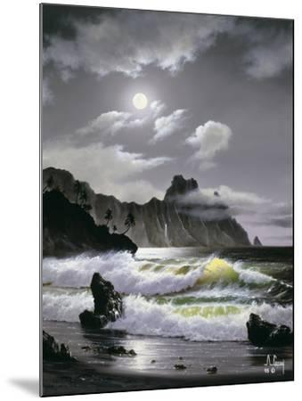 2352T0-Anthony Casay-Mounted Giclee Print