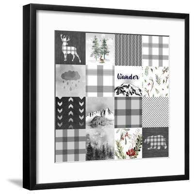 Wander-Tina Lavoie-Framed Giclee Print