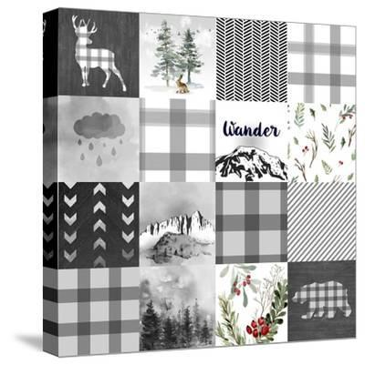 Wander-Tina Lavoie-Stretched Canvas Print