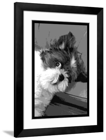 Say What-Tina Lavoie-Framed Giclee Print