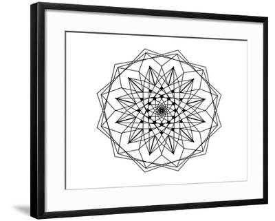 Coloring 12-Stephanie Analah-Framed Giclee Print