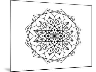 Coloring 12-Stephanie Analah-Mounted Giclee Print