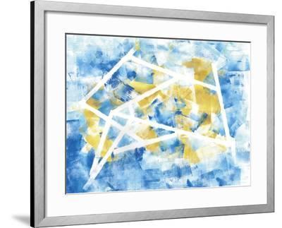 Geode-Summer Tali Hilty-Framed Giclee Print