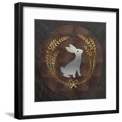Artisinal Cabin-Tina Lavoie-Framed Giclee Print