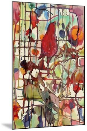 Manifesto 3-Sylvie Demers-Mounted Giclee Print