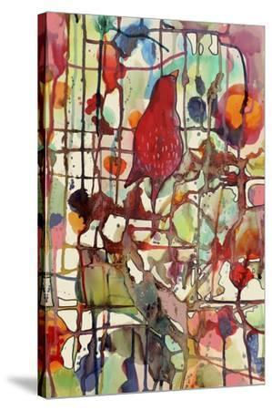 Manifesto 3-Sylvie Demers-Stretched Canvas Print