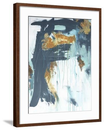 Gilded Abstract-Ann Tygett Jones Studio-Framed Giclee Print