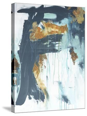 Gilded Abstract-Ann Tygett Jones Studio-Stretched Canvas Print