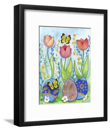 Egg Hunt-Valarie Wade-Framed Giclee Print