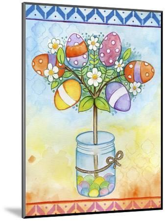 Egg Tree-Valarie Wade-Mounted Giclee Print