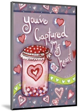 Captured Heart-Valarie Wade-Mounted Giclee Print