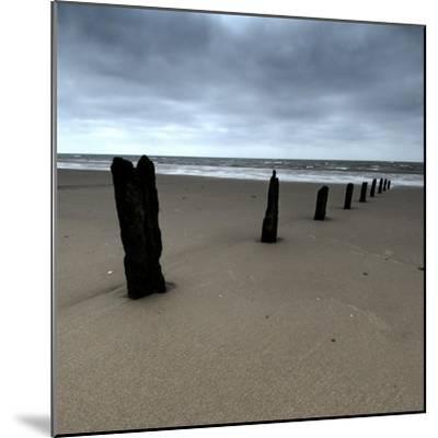 Seascape 01-Tom Quartermaine-Mounted Giclee Print
