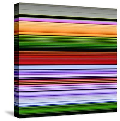 Extract 6-Art Deco Designs-Stretched Canvas Print