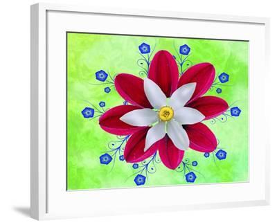 Design P-Ata Alishahi-Framed Giclee Print