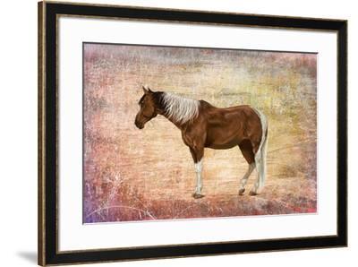 Horse Image-Ata Alishahi-Framed Giclee Print