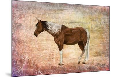 Horse Image-Ata Alishahi-Mounted Giclee Print