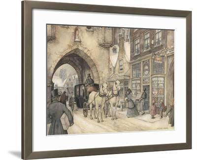 PD 268_1-Anton Pieck-Framed Giclee Print
