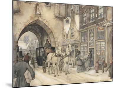 PD 268_1-Anton Pieck-Mounted Giclee Print