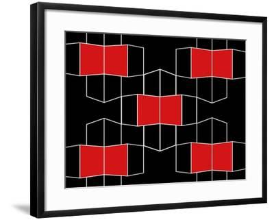 Geometry 222-Ata Alishahi-Framed Giclee Print