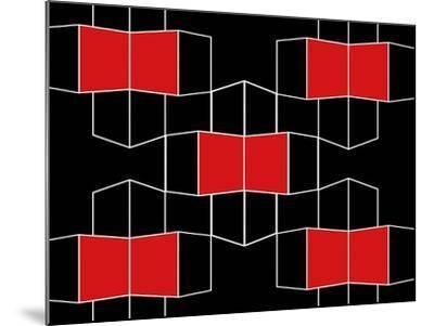 Geometry 222-Ata Alishahi-Mounted Giclee Print