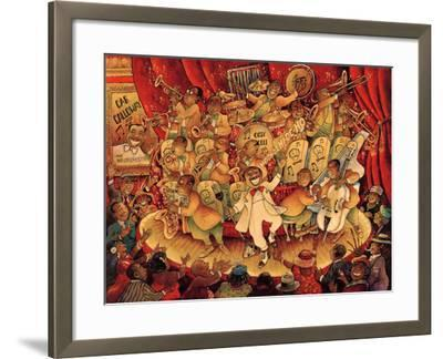 Hidi Ho-Bill Bell-Framed Giclee Print