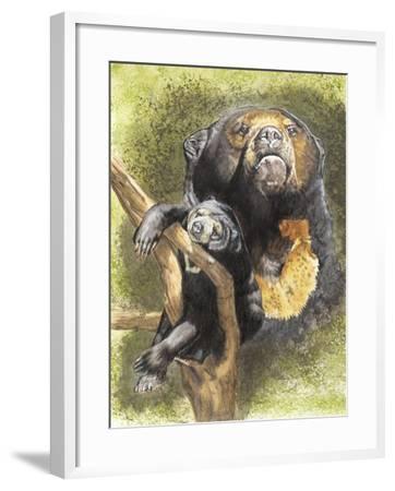 Languid-Barbara Keith-Framed Giclee Print