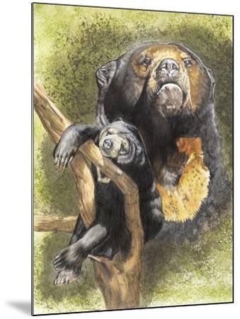 Languid-Barbara Keith-Mounted Giclee Print