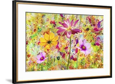 Flower Art A9-Ata Alishahi-Framed Giclee Print