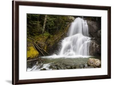 The Sound Of Falling Water-Brenda Petrella Photography LLC-Framed Giclee Print